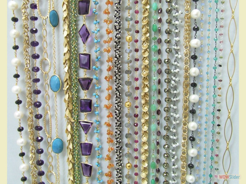 Gemset Chains