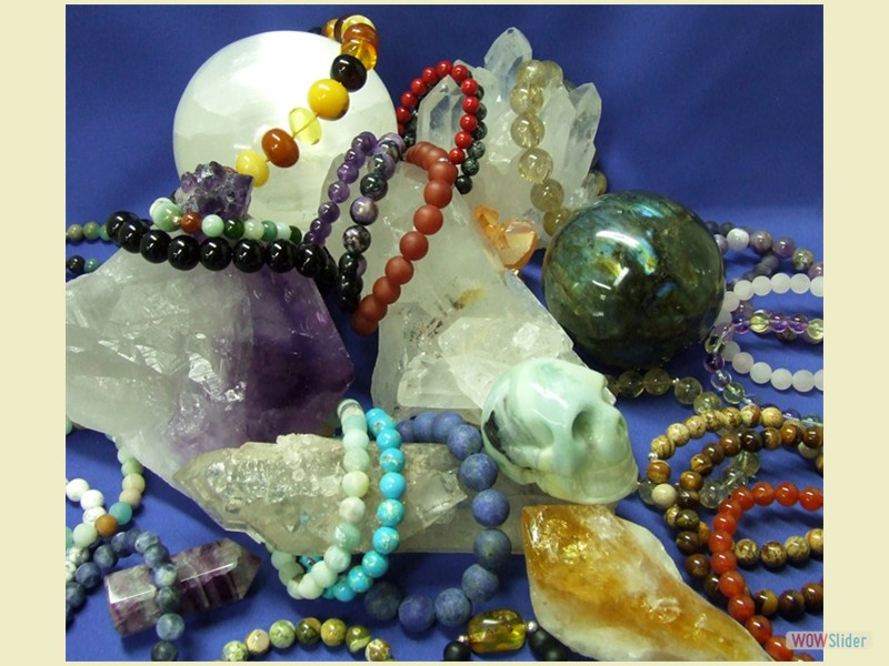 Metaphysical Energy Bracelets