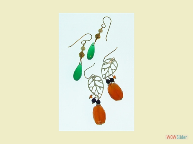 Intro to Earrings